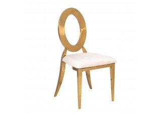 Cadeira Dubai Dourada