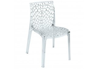 Cadeira Renda Cristal