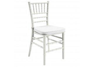 Cadeira Itália Mini Acrílico Branco