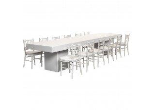 Mesa Mini com Cadeiras Itália Mini